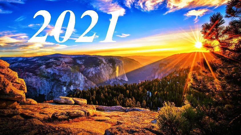 A Psychic's View of 2021:  Psychic Predictions for 2021